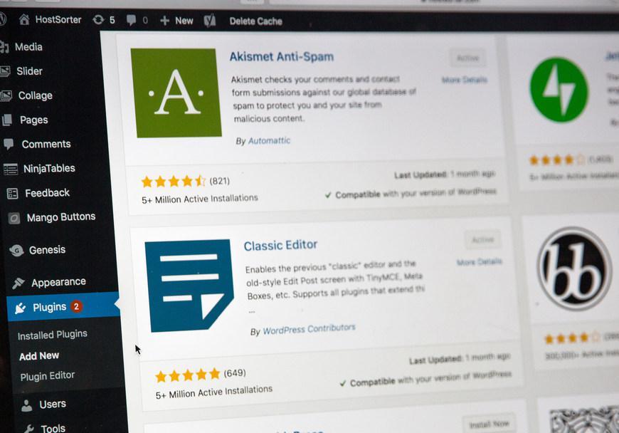 Как изменить фавикон WordPress?