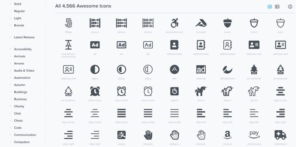 Как добавить Font Awesome в WordPress?