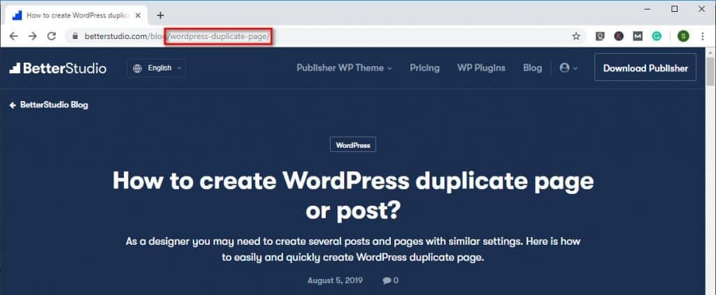 Что такое слаг в WordPress? (+ Советы и рекомендации по SEO)