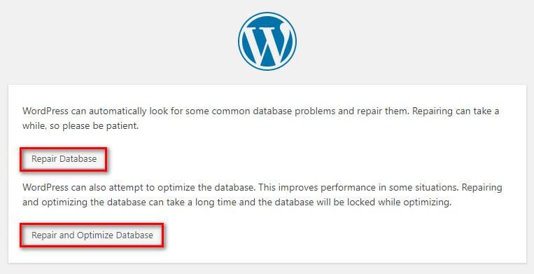 Ошибка при установке подключения к базе данных: быстрое исправление в WordPress