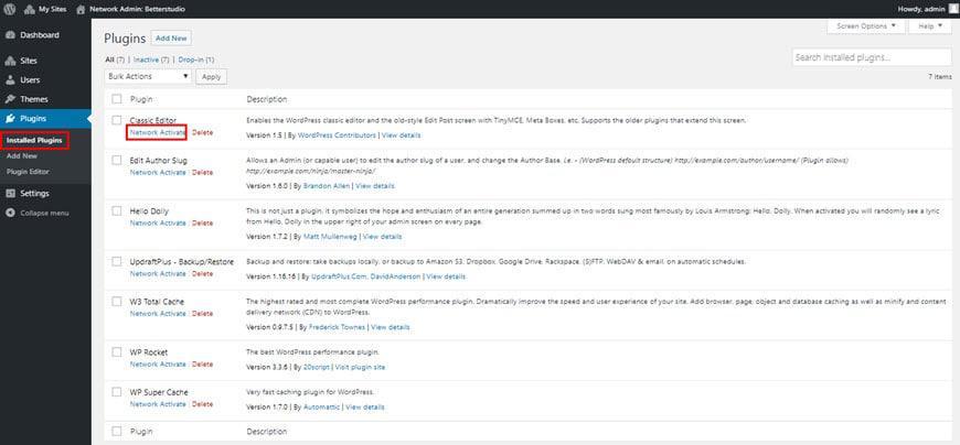 Что такое WordPress Multisite? (пошаговое руководство по установке)