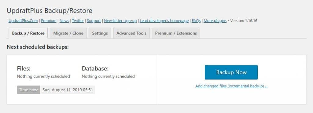Как удалить и переустановить WordPress?