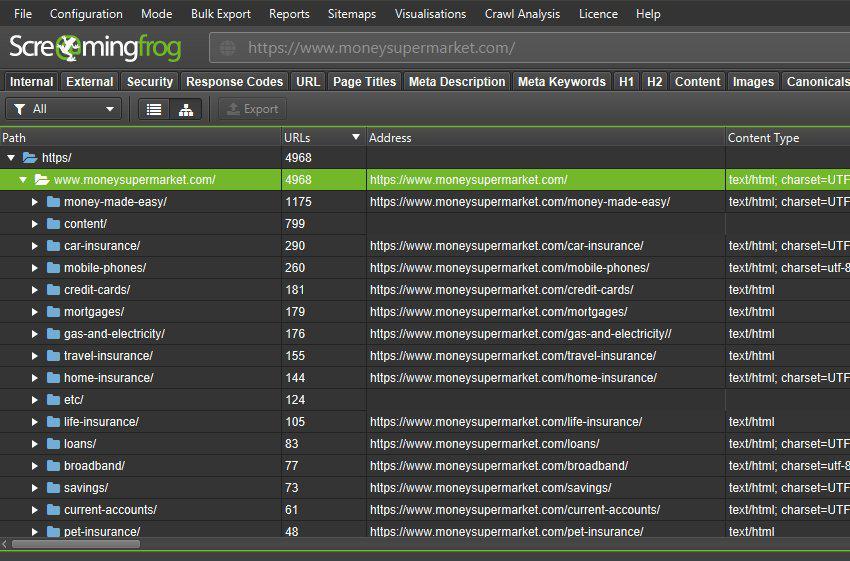 Обновление SEO Spider для Screaming Frog - версия 14.0   Кричащая лягушка