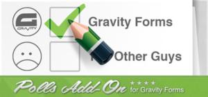 Создание опросов для WordPress с помощью Gravity Forms