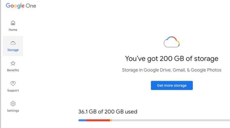 Изменения в политике хранения Google с 1 июня 2021 года: все, что вам нужно знать | Новости технологий, Индийский экспресс
