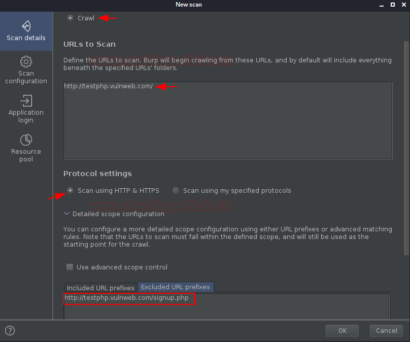 Burp Suite для Pentester: веб-сканер и краулер