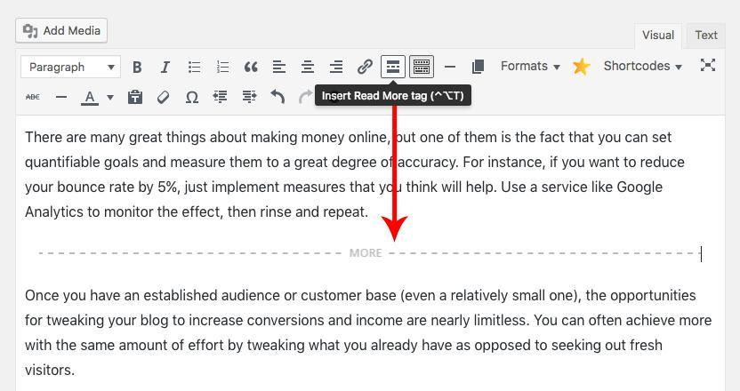 5 быстрых настроек для повышения конверсии блогов
