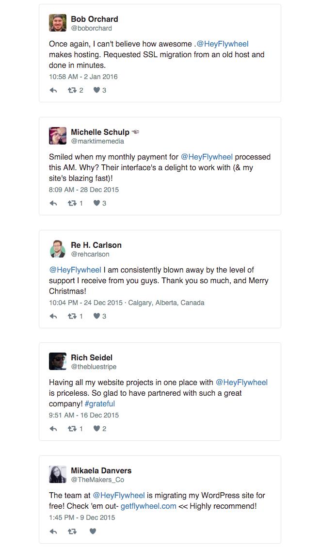 Быстрый хостинг для WordPress от Flywheel