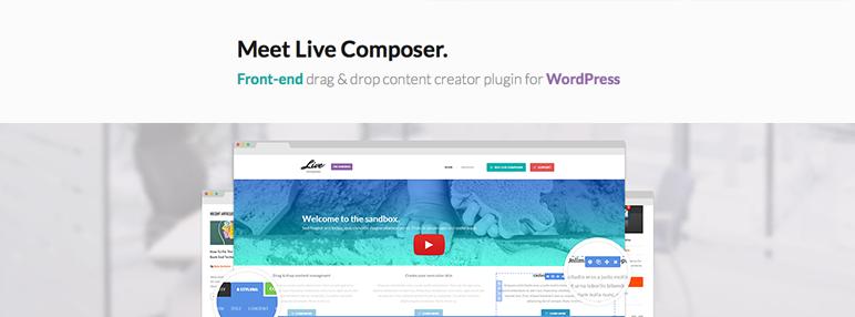25 потрясающих шорткодов и плагинов для построения страниц для WordPress