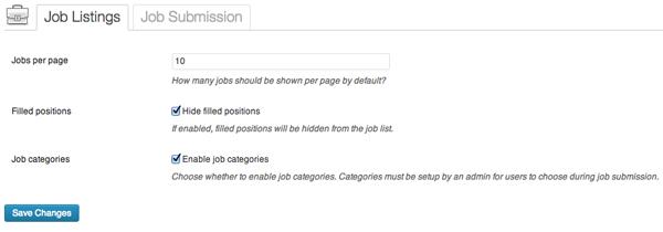 Добавьте доску вакансий на свой сайт WordPress с помощью WP Job Manager