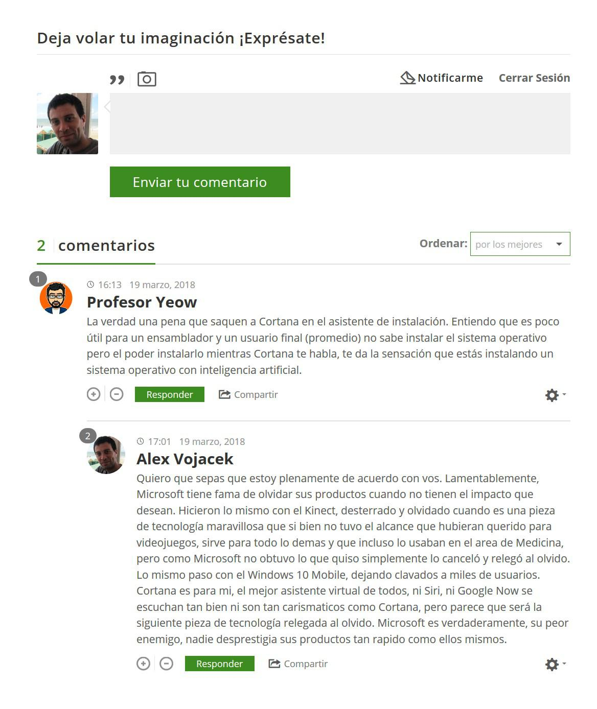 DE: Комментарии WordPress Обзор плагина комментариев