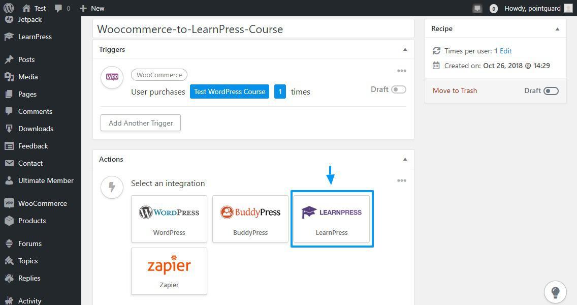 Обзор плагина Uncanny Automator WordPress: автоматизация WordPress
