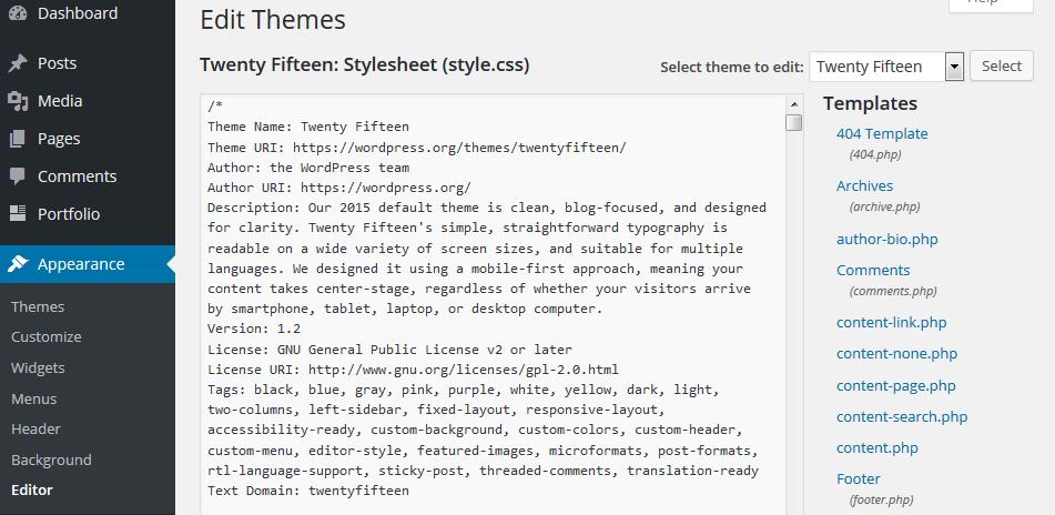 10 ключевых элементов серверной части WordPress для начинающих