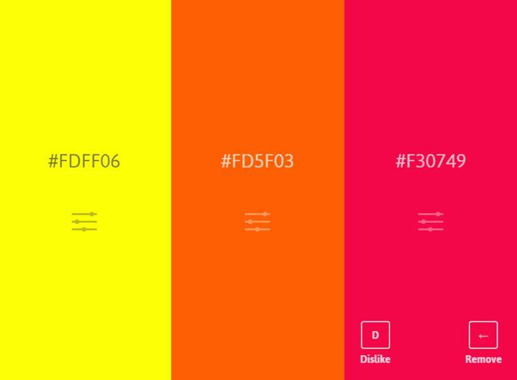 Как выбрать цветовую схему для вашего проекта WordPress