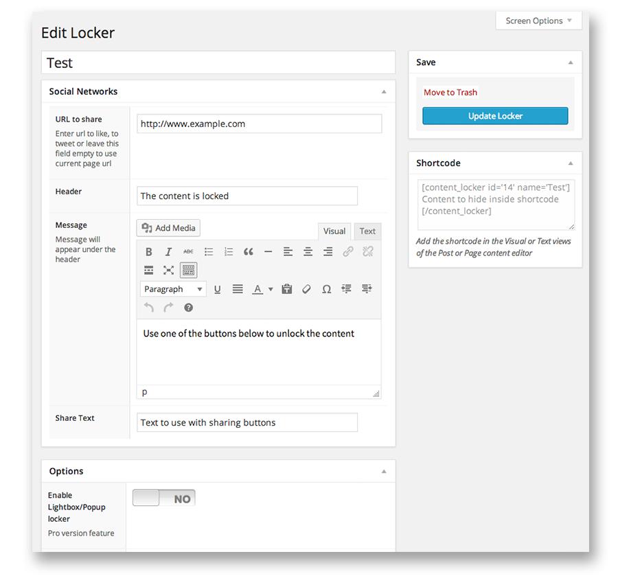 Лучшие плагины блокировки контента (social locker, блок шаринг) для WordPress 2020