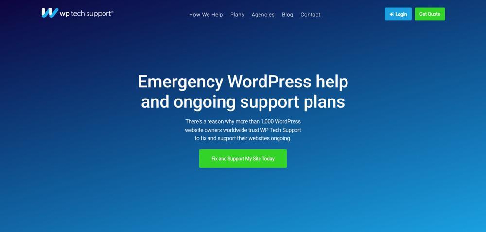 Лучшие сервисы обслуживания WordPress в Интернете