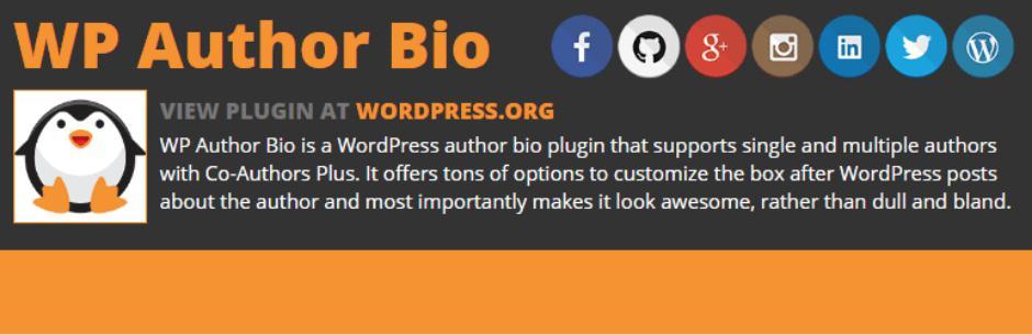 Как добавить блок автора на свой сайт WordPress