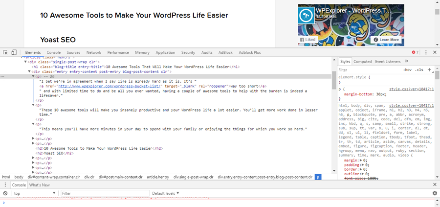 10 инструментов, упрощающих работу с WordPress