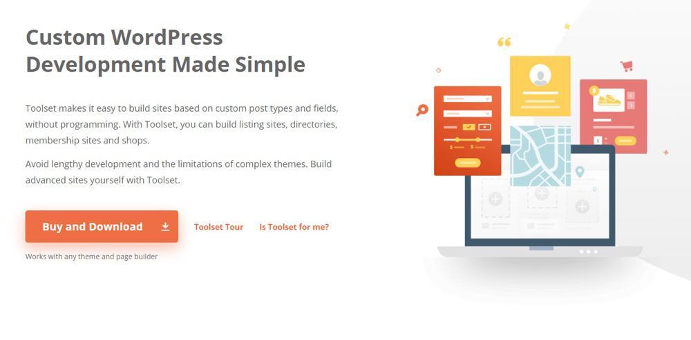 Как создать свой сайт WordPress с динамическим контентом