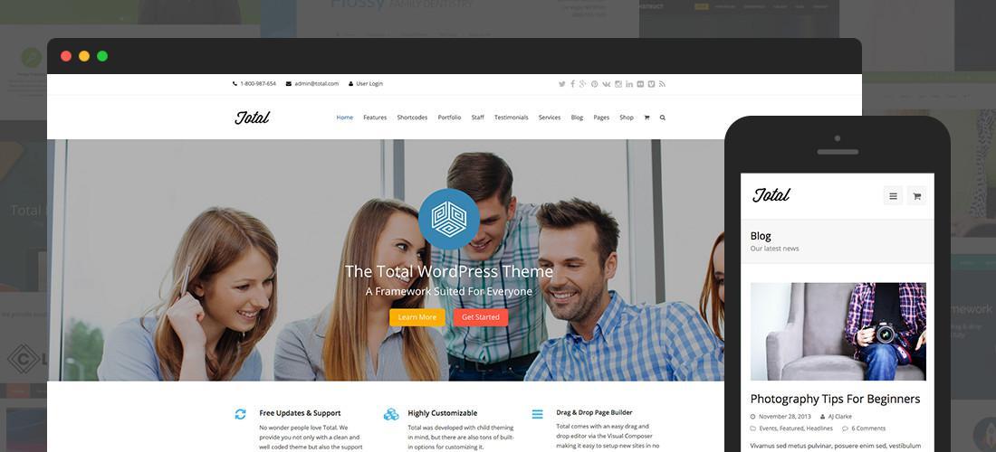 10 причин, почему WordPress идеально подходит для малого бизнеса