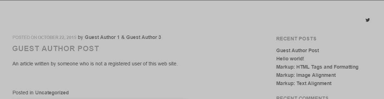 10+ лучших плагинов WordPress Author Box