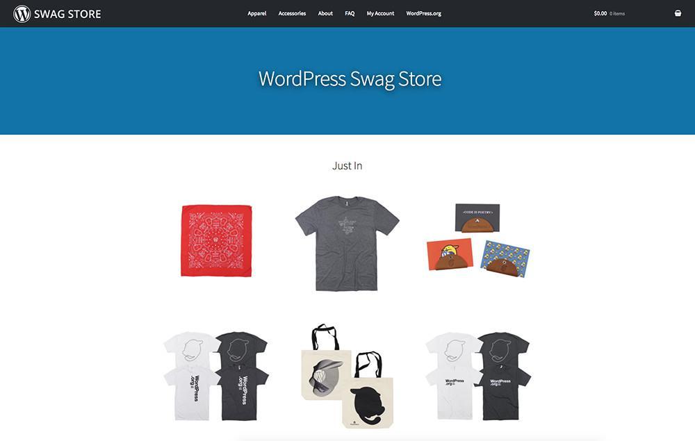 WordPress WallPapers и Swag: проявите любовь к WordPress