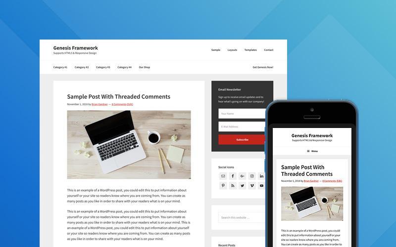 Лучшие темы и шаблоны WordPress в 2020 году