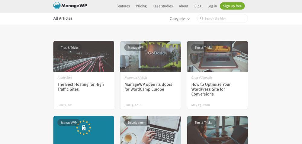 45 удивительных блогов WordPress, которым вы должны следовать