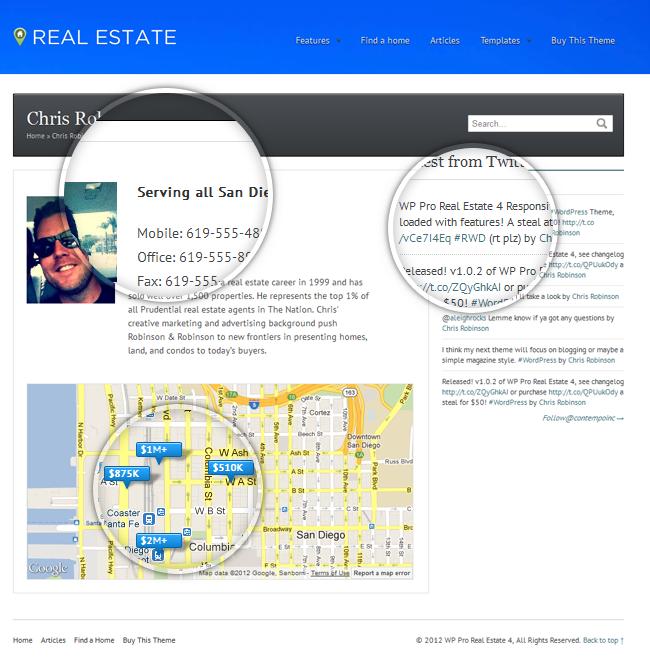 Создание идеальной темы для WordPress по недвижимости