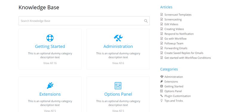 8+ лучших плагинов службы поддержки WordPress для управления поддержкой