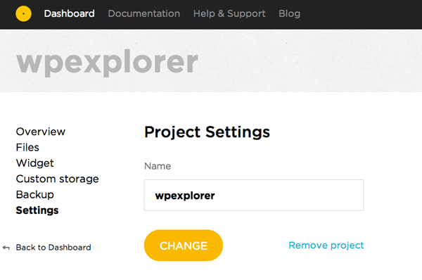 Улучшение загрузки медиафайлов WordPress с помощью службы Uploadcare