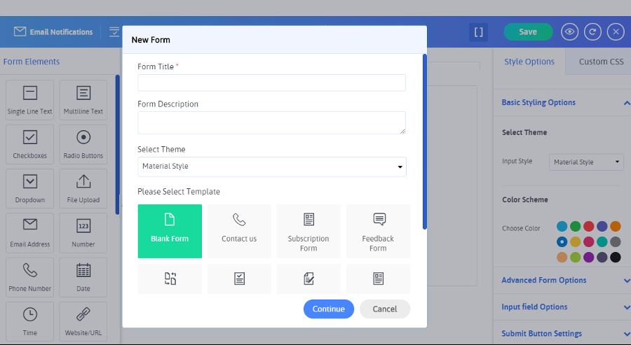 Обзор ARForms: мощный и простой конструктор форм WordPress