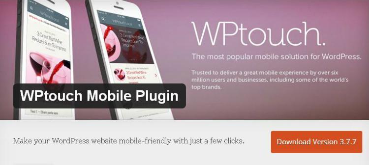 Как создать мобильный сайт с помощью WordPress