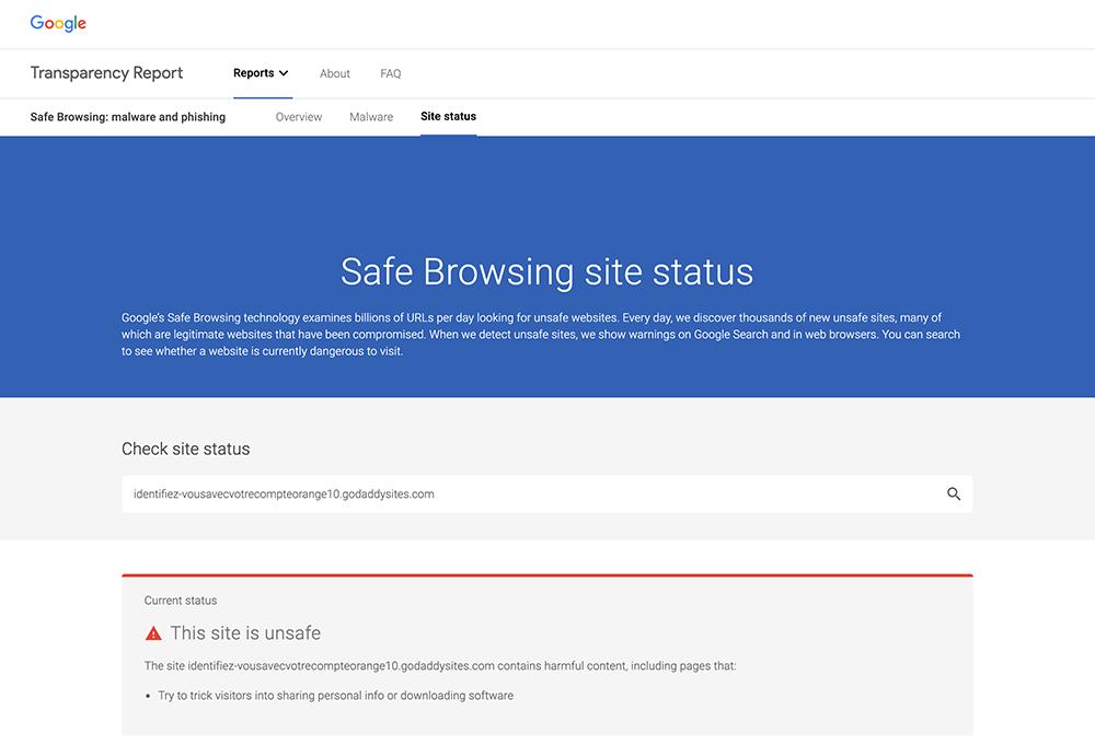 Как удалить сайт WordPress из черного списка Google