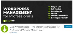 Как управлять несколькими сайтами WordPress с помощью MainWP