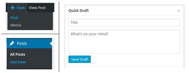 Как создать сообщение в блоге WordPress, от идеи до публикации