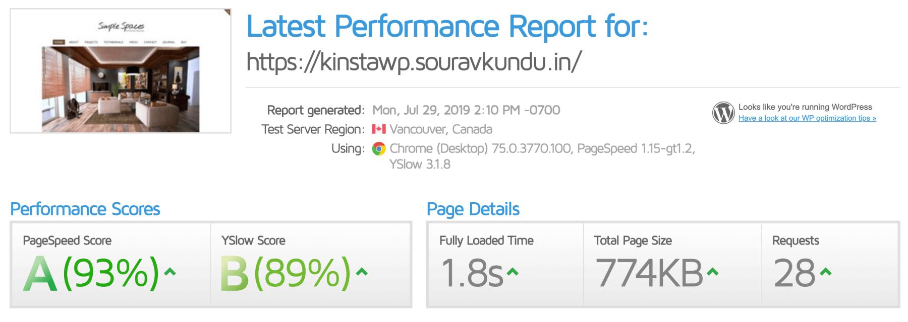 Обзор управляемого хостинга WordPress Kinsta (2019)
