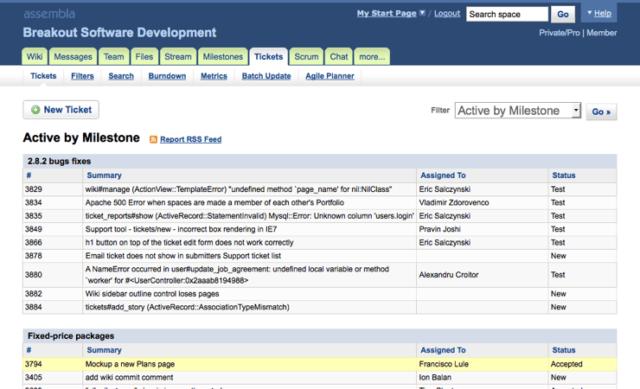 18 лучших альтернатив JIRA для гибкого управления проектами в 2021 году | Рабочая зона
